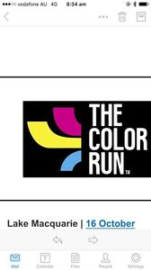 COLOUR RUN LAKE MACQUARIE Tuggerawong Wyong Area Preview