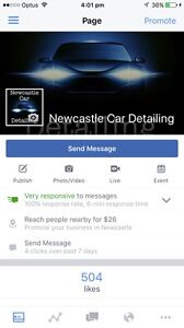 Newcastle Car Detailing Adamstown Heights Newcastle Area Preview