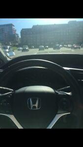 Honda Civic SI HFP 2012
