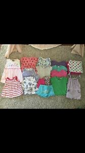 Girls clothing baby suit 0-6 months dresses shirts tights Maida Vale Kalamunda Area Preview
