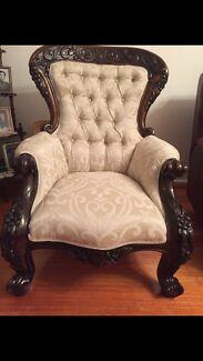 Armchair Victorian 1890