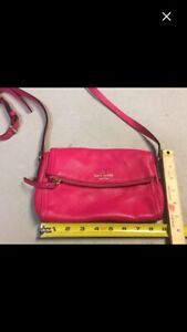Kate spade pink purse NEW