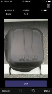 Kawasaki Klr650 tail bag 2008-2019