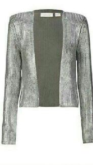 SASS AND BIDE KNIT BLAZER