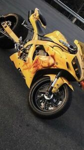 Must sell 2007 custom Yamaha R1
