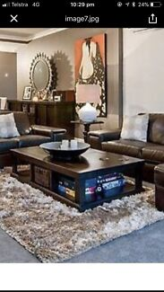 Solid timber furniture -coffee table