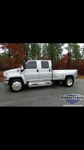 GMC 5500 or hummer