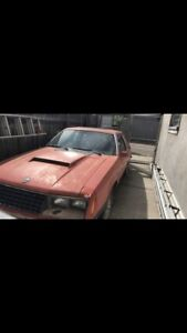 1979 FORD MUSTANG $1500
