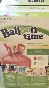 helium for balloons
