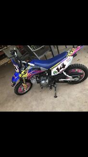 Yamaha TTR50 Craigmore Playford Area Preview
