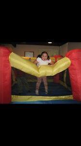 Little Tike Jump 'n Slide Bouncer