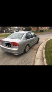 Selling 2005 Honda Civic AS IS