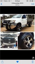 2008 Toyota Hilux 4x4 Pearsall Wanneroo Area Preview