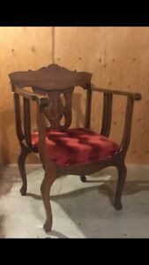 Antique Chairs (Two)