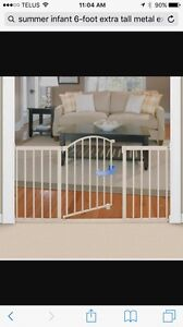 6ft expandable baby gate