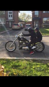 2002 Harley Davidson full custom softail