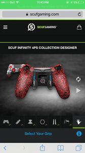 PS4 Scuf Gaming Controller