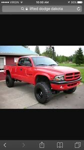 Looking for a dodge dakota above the year 2000