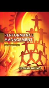Performance Management by Herman Aguinis 3rd ed