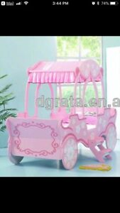 CARRIAGE PRINCESS BED