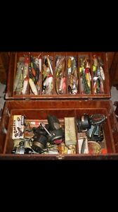 Wanted old fishing tackle and rods / reels Callington Murray Bridge Area Preview