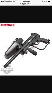 Tipmann a5 with accessories