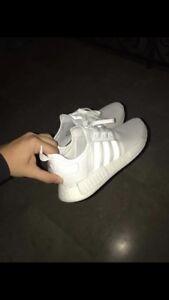 Triple white NMD