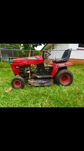 Ride on mower Rover rancher Margate Redcliffe Area Preview