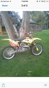 Great dirtbike for sale or trade
