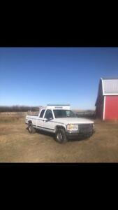 1998 Chev K1500 6.5 diesel