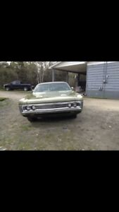 SOLD Plymouth Fury 111