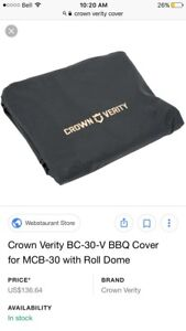 Crown verity cover for MCB 30