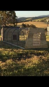 AAAA+Chicken coops / tractors made to order Melbourne CBD Melbourne City Preview