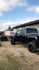 Chevy 2010  1500 Lifted