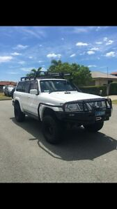 2001 Gu patrol tb45 Manual Redcliffe Redcliffe Area Preview