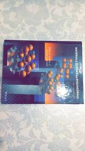 Materials Science and Engineering - 9th Edition Blair Athol Campbelltown Area Preview