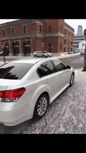 Subaru Legacy 3.6r