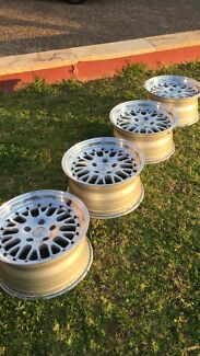 DTM Wheels 16x8 ( Brand New Tyres ) Guildford Parramatta Area Preview
