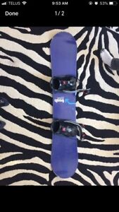 """Snowboard for teens 56"""""""