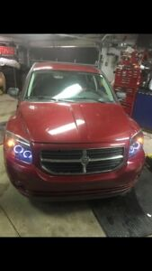 Dodge Caliber rebuild trade for smart car