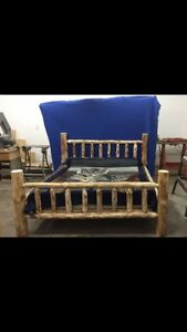 Handcrafted furniture