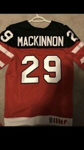 Mackinnon Team Canada Jersey