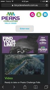 Peaks Challenge Entry x2 Daglish Subiaco Area Preview