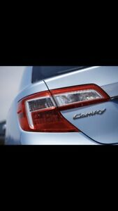 TailLights for 2012 Camry.