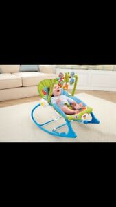 Fisher-Price Infant to Toddler Rocking Chair