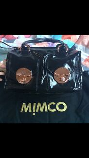 Mimco BNWOT Large turn lock bag  The Junction Newcastle Area Preview