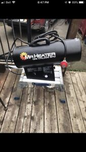 Mr Heater Propane Heater