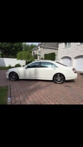 Mercedes Benz 2008 S550 |AMG PACK|4MATIC|20"