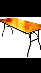 WANTED WOODEN TABLES