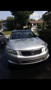 Honda accord 2010 2.4L